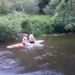 Trzydniowe spływy kajakowe Drawa